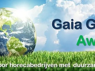 AIHR congratulates 'Blooming Hotels' with the winning of the 'Gaia Green Award'.